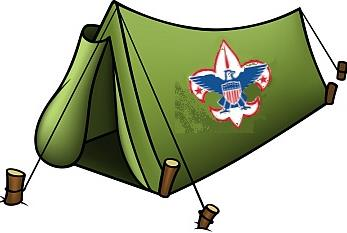Camping cub scout clipart banner transparent Boy Scouting Clipart | Free download best Boy Scouting Clipart on ... banner transparent