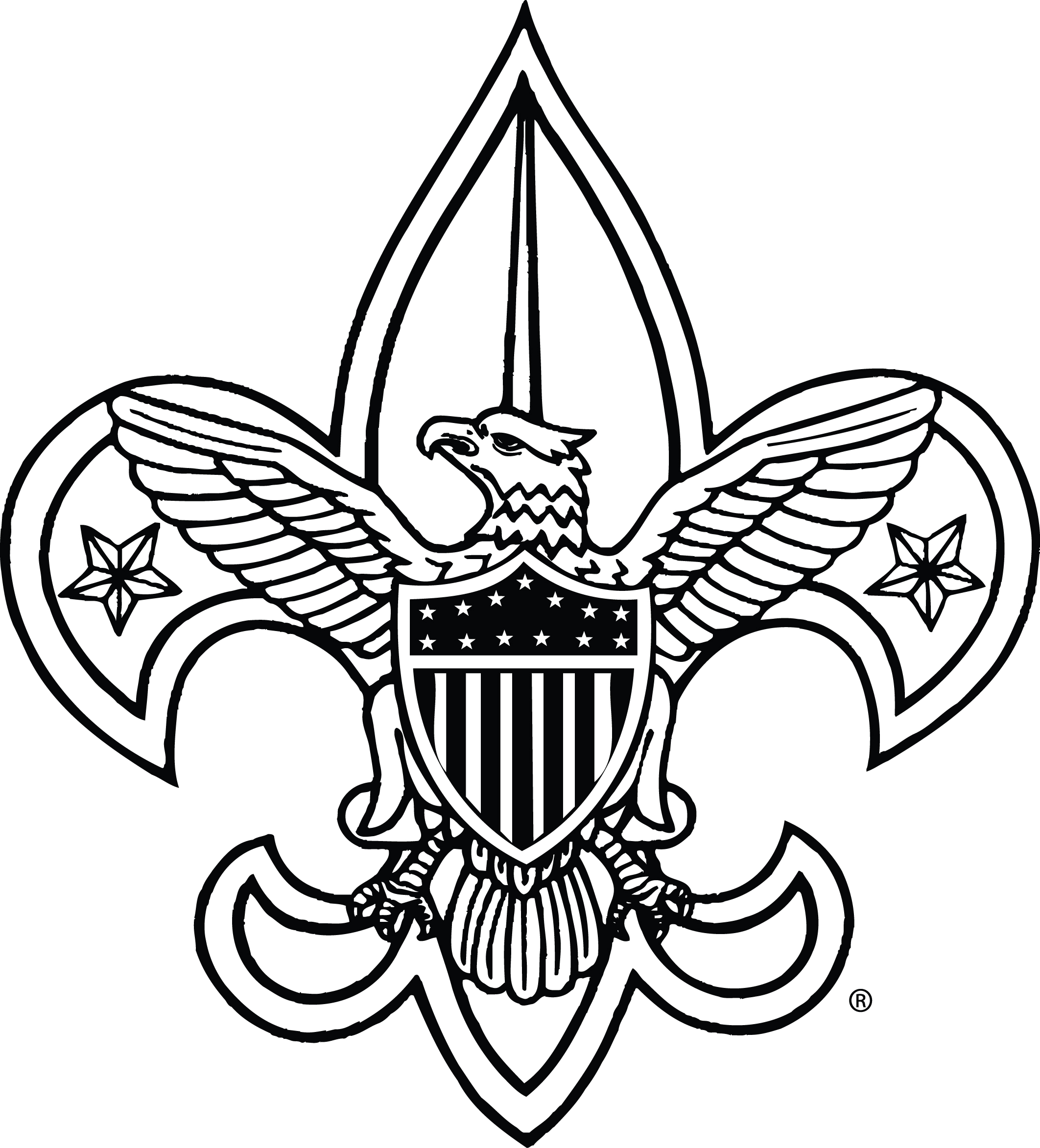 Boy scout shield clipart with no eagle clip art library stock Boy Scout Symbol Images | Free download best Boy Scout Symbol Images ... clip art library stock