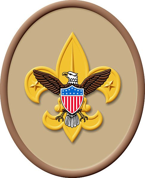 Free clipart scout tenderfoot second class first class