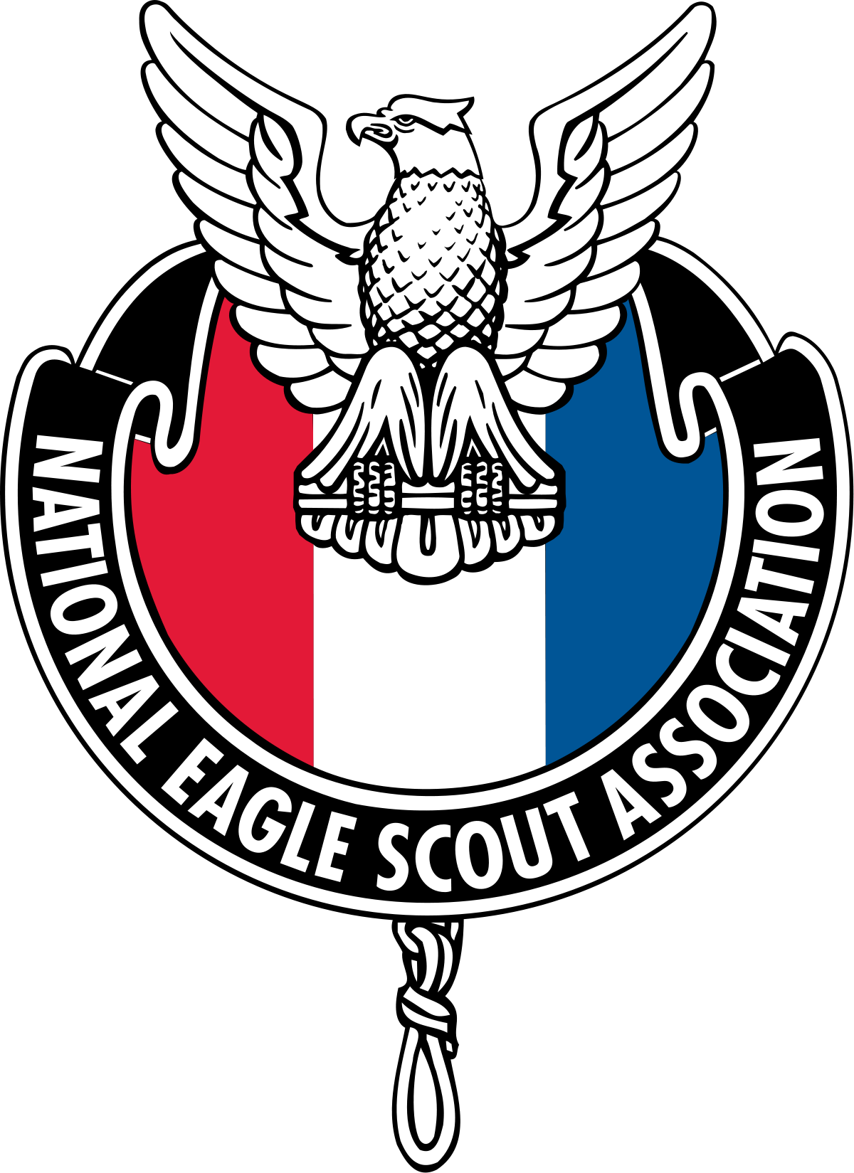 Boy scout star rank clipart picture royalty free download National Eagle Scout Association - Wikipedia picture royalty free download