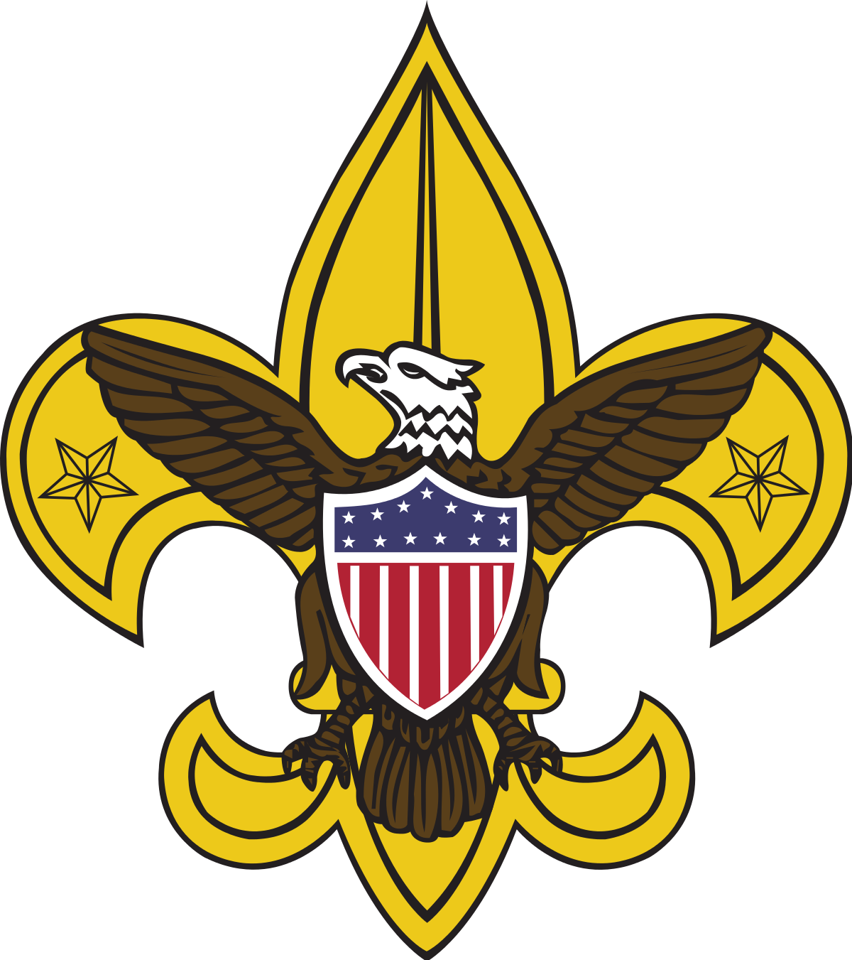 Boy scout star rank clipart clipart free download Boy Scouting (Boy Scouts of America) - Wikipedia clipart free download