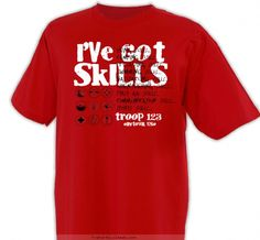 Boy scout tee shirt designs clipart image free library 30 Best Boy Scout™ Troop T-shirt Design Ideas images in 2012 | Boy ... image free library