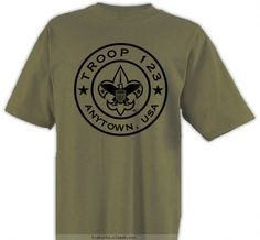 Boy scout tee shirt designs clipart clipart freeuse download 30 Best Boy Scout™ Troop T-shirt Design Ideas images in 2012 | Boy ... clipart freeuse download