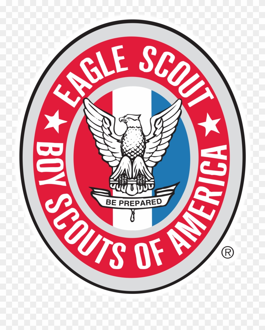 Boy scouts of america emblem clipart jpg free stock Boy Scouts Of America® Large Wide Cookie Message And - Eagle Scout ... jpg free stock