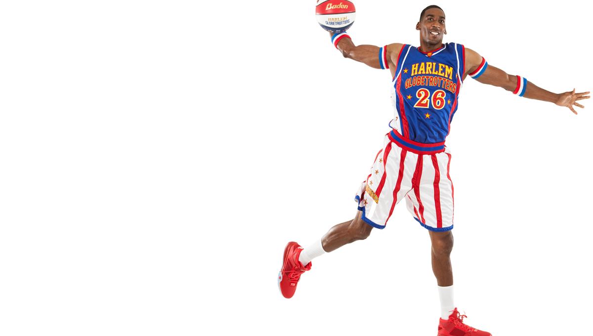Fat guy basketball clipart picture download Harlem Globetrotters picture download