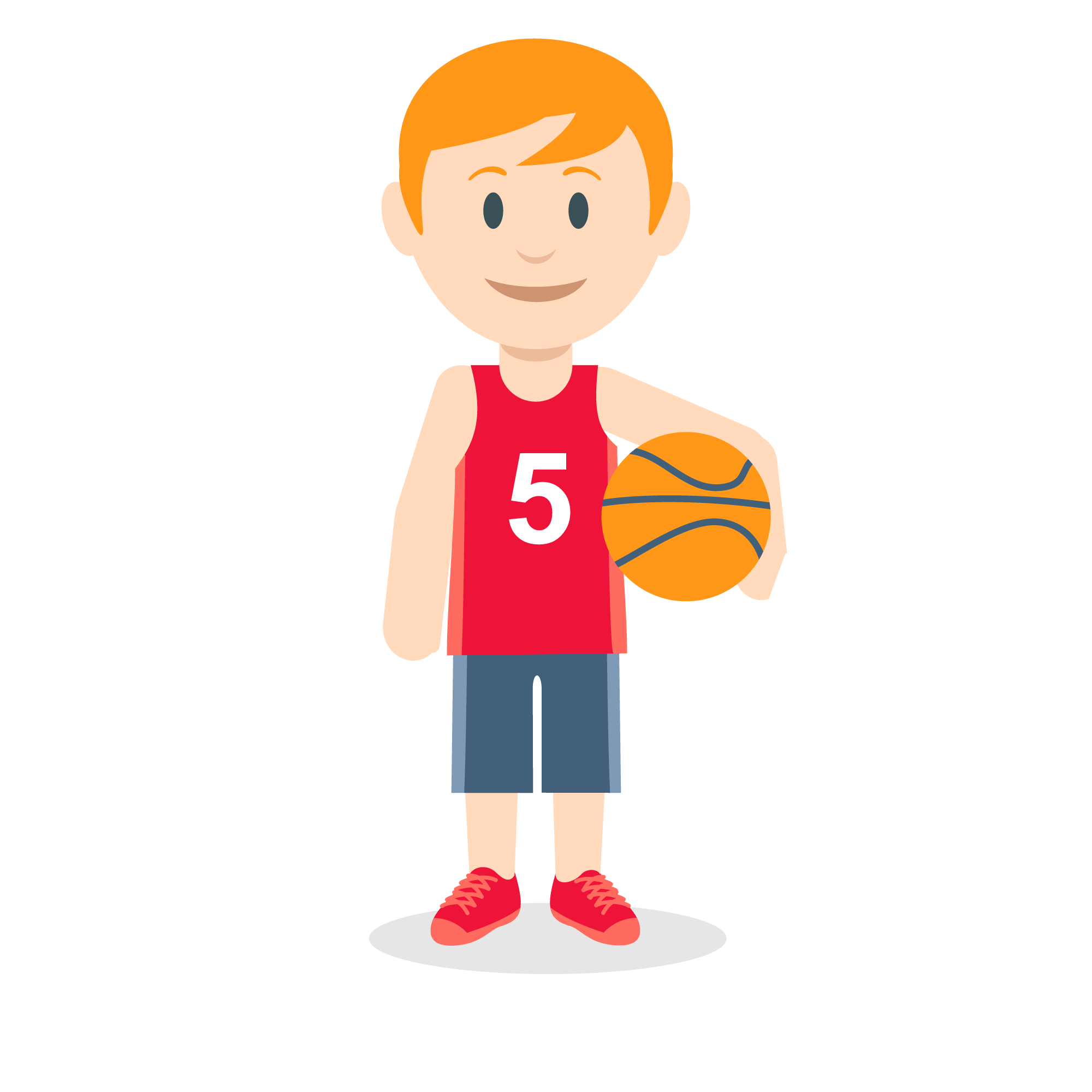 Boy shooting basketball clipart banner freeuse download Toddler Organized Sports - How Not To Do Them - Kids Fun Channel banner freeuse download