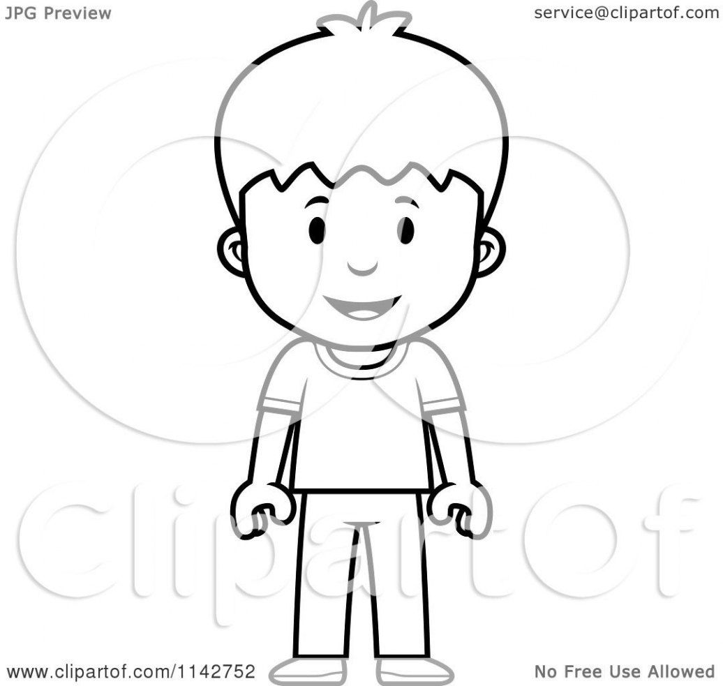 Boy standing alone clipart vlack and white svg freeuse download 10 Reasons Why You Shouldn\'t Go To Cartoon Boy Black And White On ... svg freeuse download