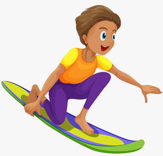 Surfer clipart png