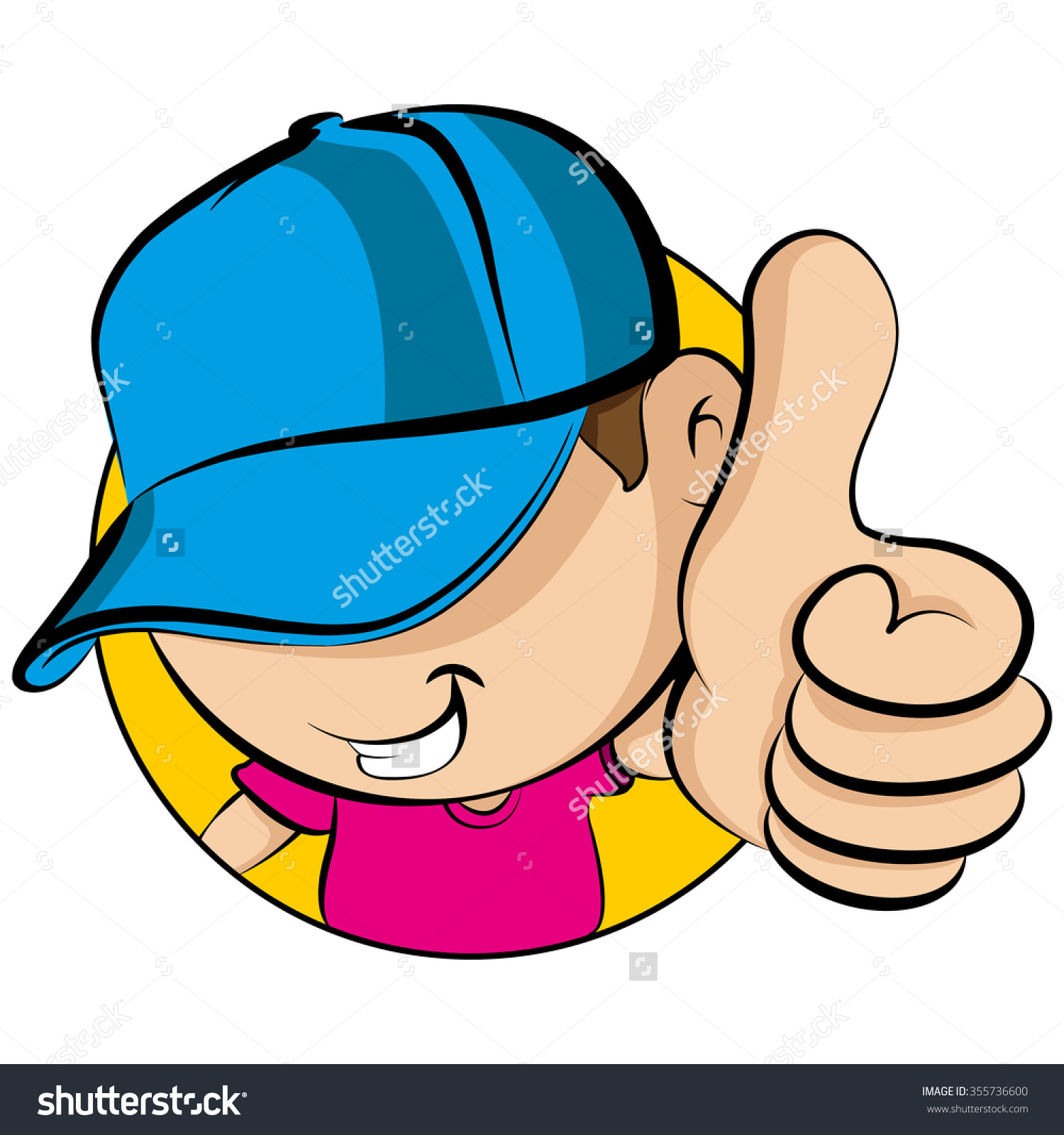 Boy thumbs up clipart jpg transparent download Thumbs up kid clipart - ClipartFest jpg transparent download