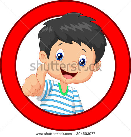 Boy thumbs up clipart graphic royalty free stock Kids Thumbs Up Stock Vectors, Images & Vector Art | Shutterstock graphic royalty free stock