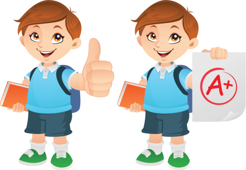 Boy thumbs up clipart jpg stock Thumbs up student clipart - ClipartFox jpg stock