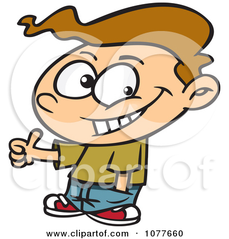 Boy thumbs up clipart jpg library library Clipart College Boy Giving Two Thumbs Up - Royalty Free Vector ... jpg library library