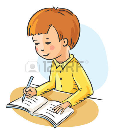 Boy turning in assignment clipart graphic royalty free library 11,346 Homework Assignment Cliparts, Stock Vector And Royalty Free ... graphic royalty free library