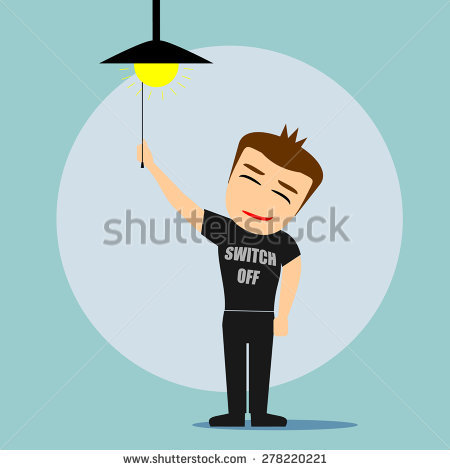 Boy turning lights of clipart graphic black and white stock Boy turning lights of clipart - ClipartNinja graphic black and white stock