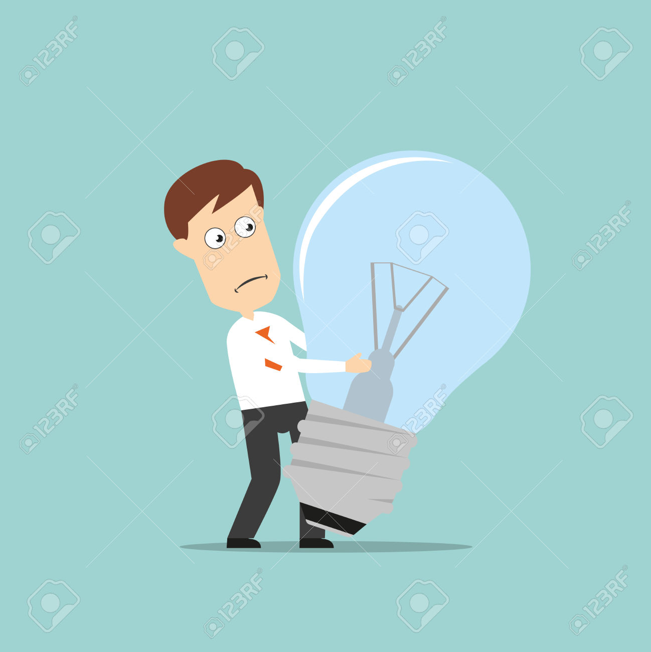 Boy turning lights off clipart jpg free download 652 Turned Off Stock Vector Illustration And Royalty Free Turned ... jpg free download