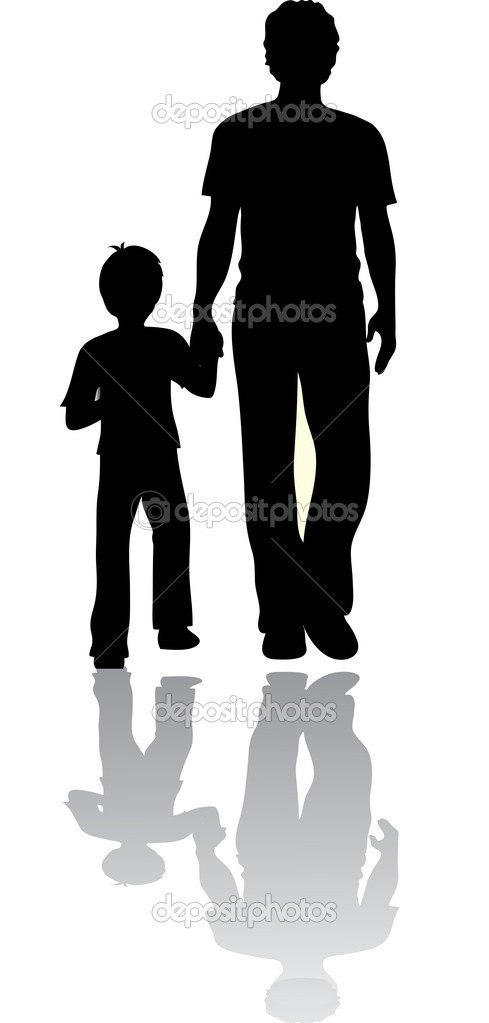 Boy turning to man clipart vector library stock Boy turning to man clipart - ClipartFest vector library stock