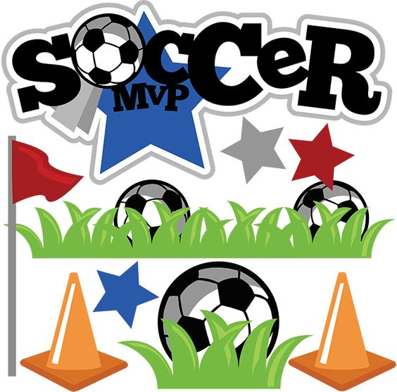 Boy valentine soccer clipart vector free library Soccer MVP SVG soccer clipart soccer ball clipart cute clip art ... vector free library