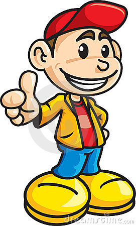Boy with thumbs up clipart jpg library download Boy with thumbs up clipart - ClipartFest jpg library download