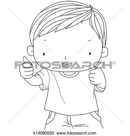Boy with thumbs up clipart picture freeuse download Boy Thumbs Up Clip Art – Clipart Free Download picture freeuse download