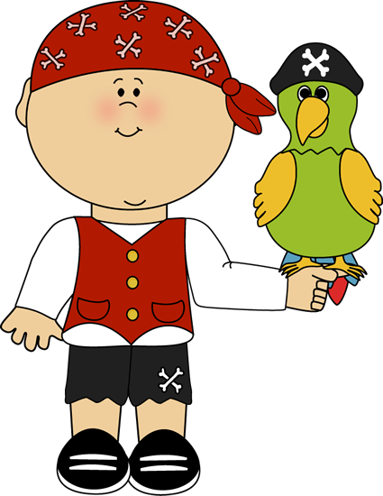 Pirat clipart banner library library Pirate Clip Art - Pirate Images banner library library