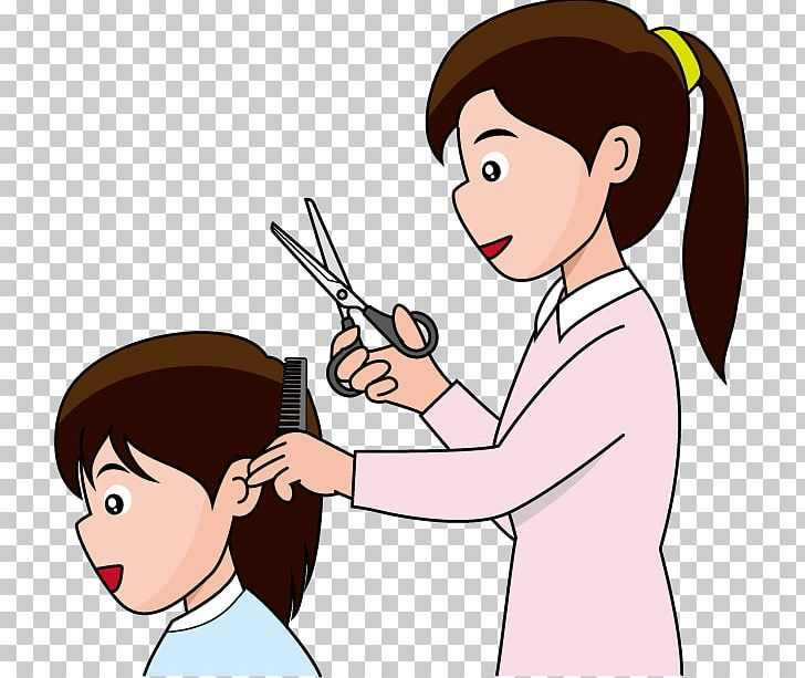 Boys hair style clipart picture transparent stock Hairstyle Beauty Parlour Cutting Hair PNG, Clipart, Barbershop ... picture transparent stock