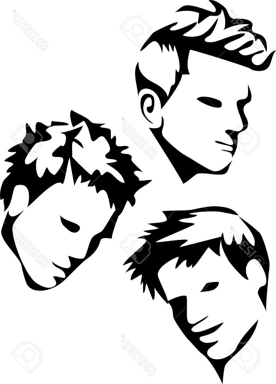 Boys hair style clipart jpg library Hair Cut Clipart   Free download best Hair Cut Clipart on ClipArtMag.com jpg library