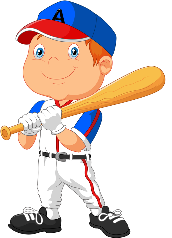 Boys playing baseball clipart png library download Сборник №2 | Clipart | Kids sports, Clip art, Sports png library download