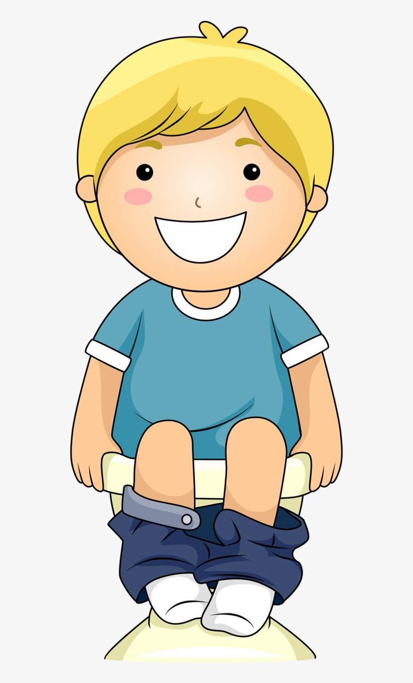 Boys potty clipart picture black and white stock Яндекс - Фотки - Boy Potty Training Clip Art - Free Transparent PNG ... picture black and white stock