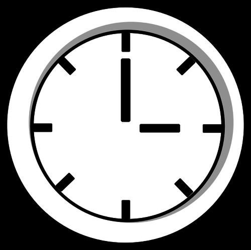 Bpm clipart image stock BPM time symbol vector illustration | Public domain vectors image stock