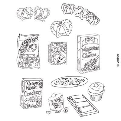 Brachos clipart svg free download Blessings on Food: Borei Minei Mezonos | Walder Education svg free download