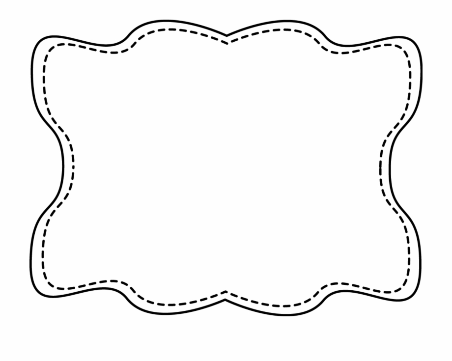 Bracket border clipart clip free Indiana Clipart Border - Rectangle Bracket Frame Png Free PNG Images ... clip free