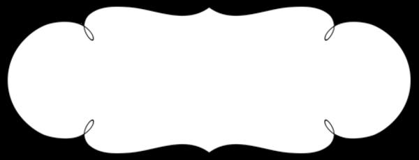 Bracket border clipart banner freeuse download 27+ Elegant Border Clip Art | ClipartLook banner freeuse download