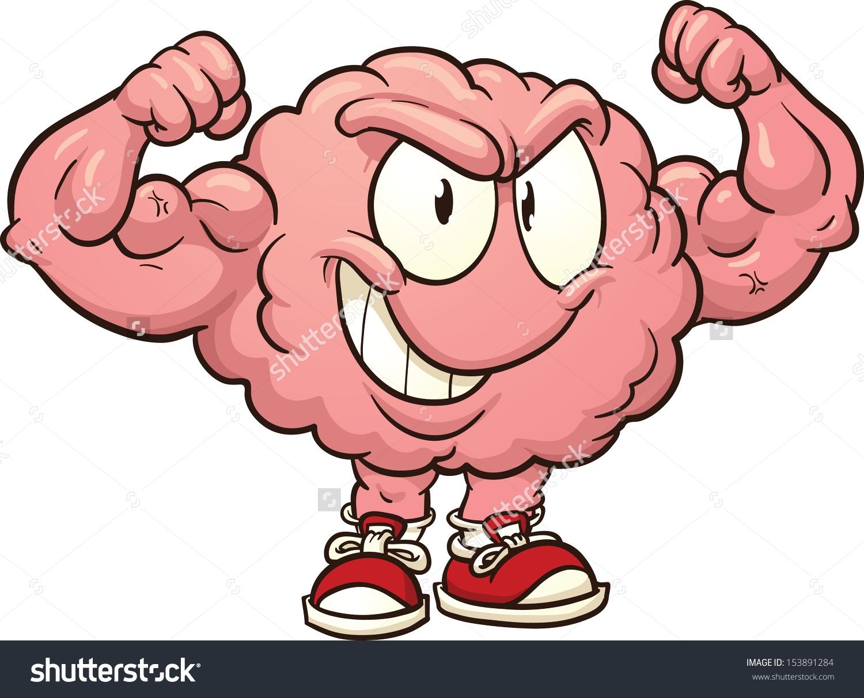 Brain cartoon clipart clip black and white download Cartoon brain clipart clipartsgram - Clipartable.com clip black and white download