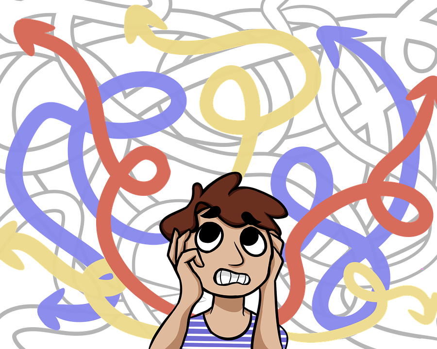Brain confused clipart vector library library Writing: Is your brain on overload? | Brilliant Viewpoint vector library library