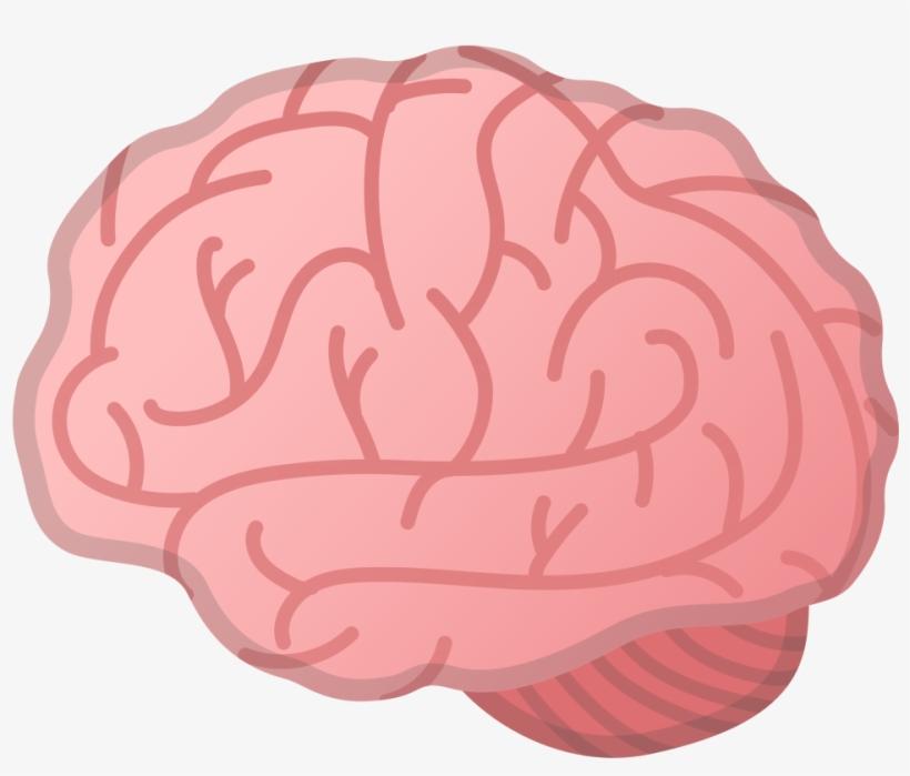 Brain emoji clipart banner download Download Svg Download Png - Brain Emoji Transparent Background ... banner download