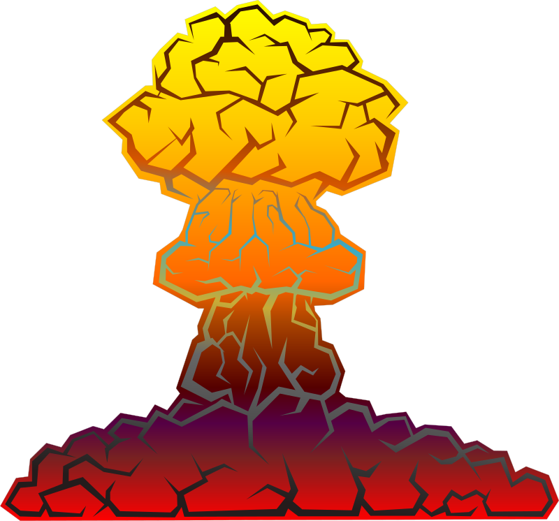 Brain exploding clipart clip library stock Free Exploding Bomb Cliparts, Download Free Clip Art, Free Clip Art ... clip library stock