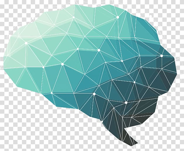 Brain nodes clipart vector black and white stock The Female Brain Human brain Polygon Human head, Brain transparent ... vector black and white stock