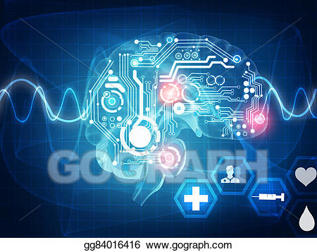Brain waves clipart png Stock Illustrations - Brain waves. Stock Clipart gg84016416 - GoGraph png
