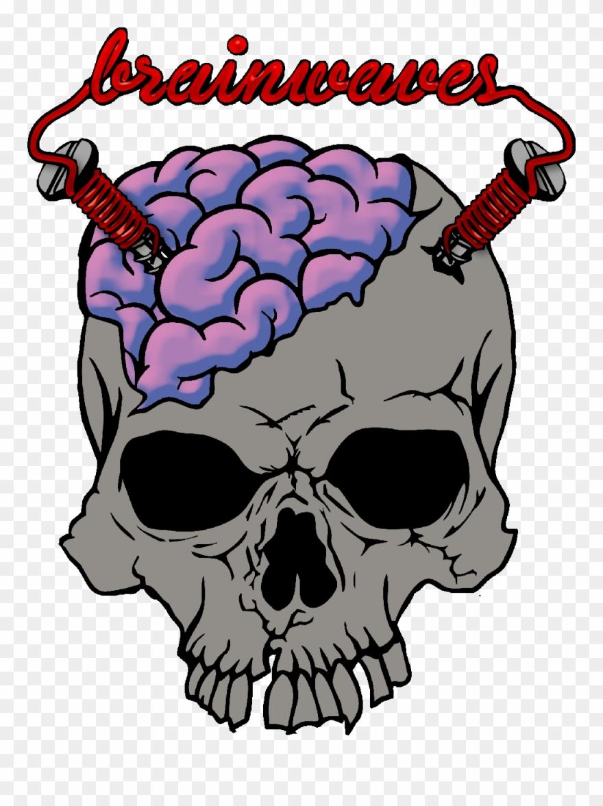 Brain waves clipart svg free library Brainwaves Logo L - Deep Talk Radio Network Clipart (#513915 ... svg free library