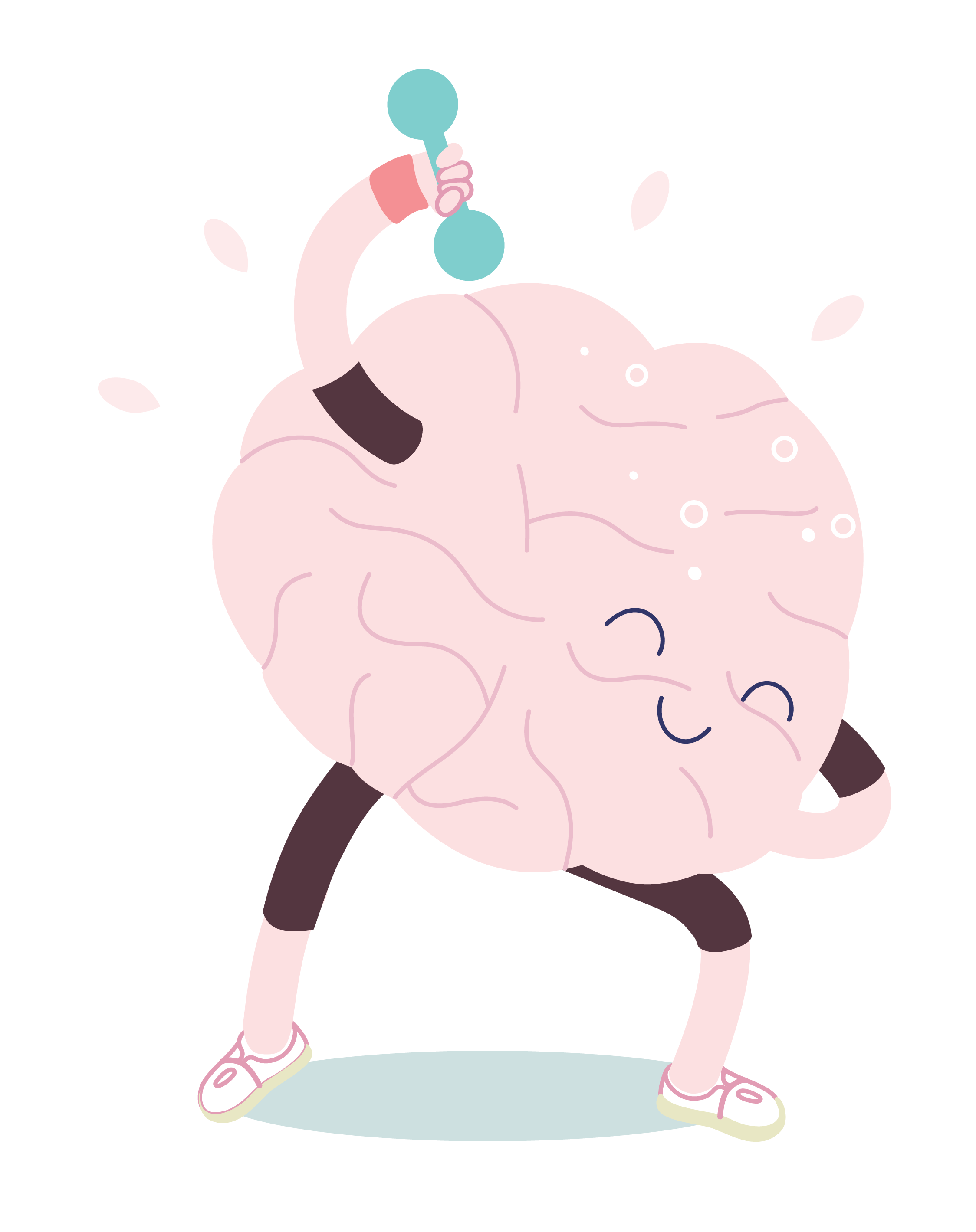Brain working out clipart clip art free download How Exercise Reprograms the Brain | The Scientist Magazine® clip art free download