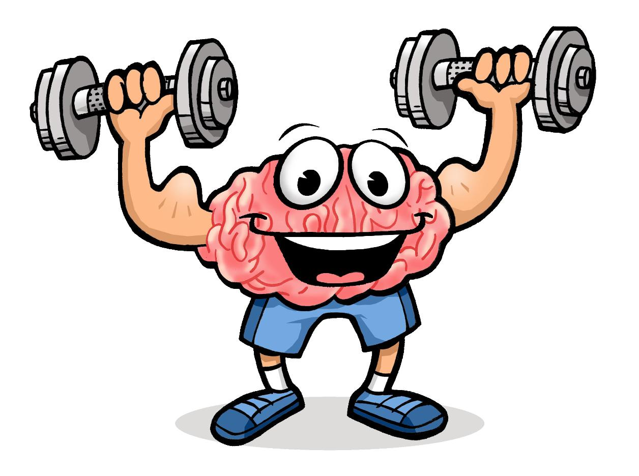 Brain working out clipart svg library download Free Brain Excercising Cliparts, Download Free Clip Art, Free Clip ... svg library download