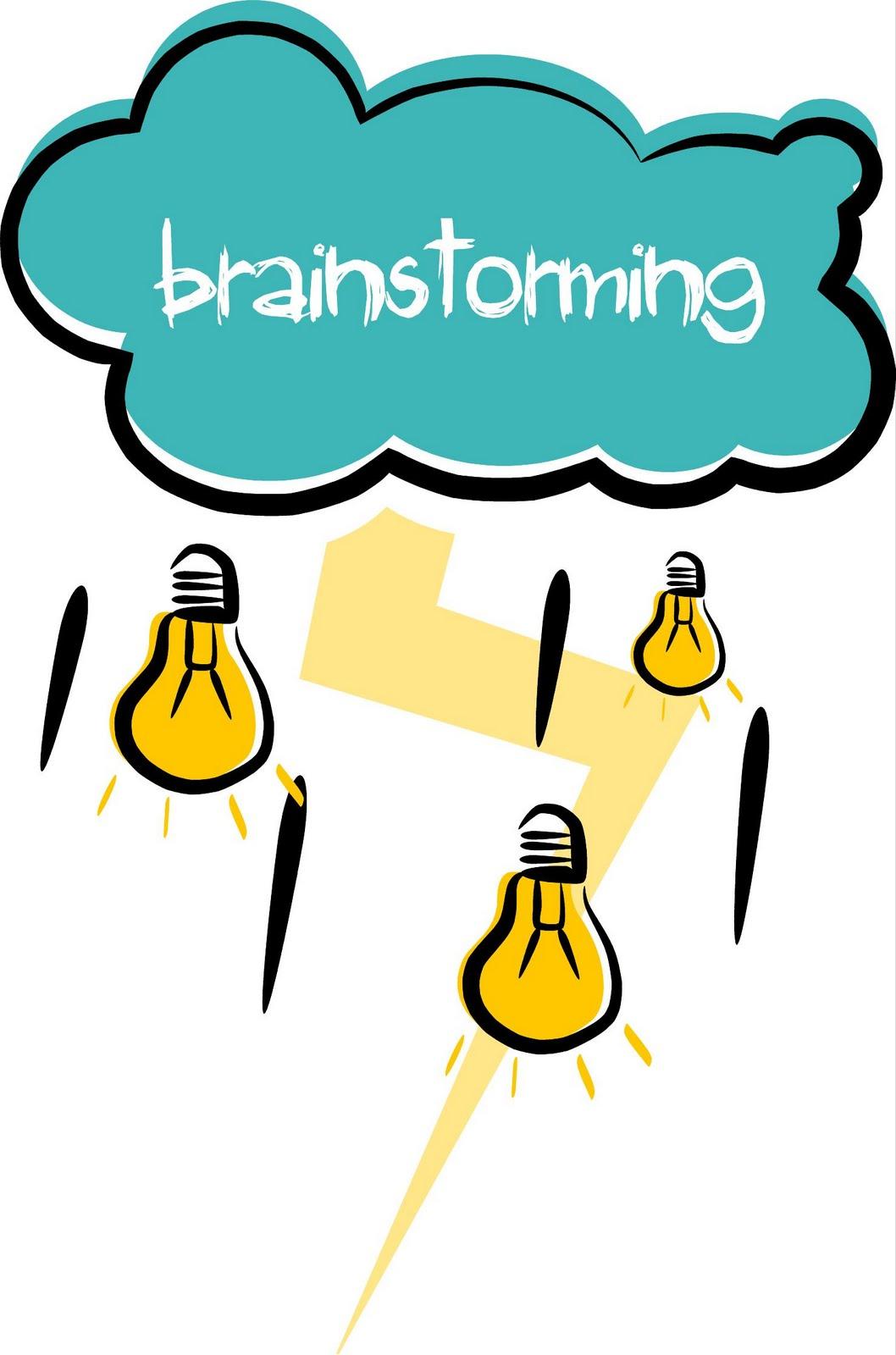 Brainstorming clipart