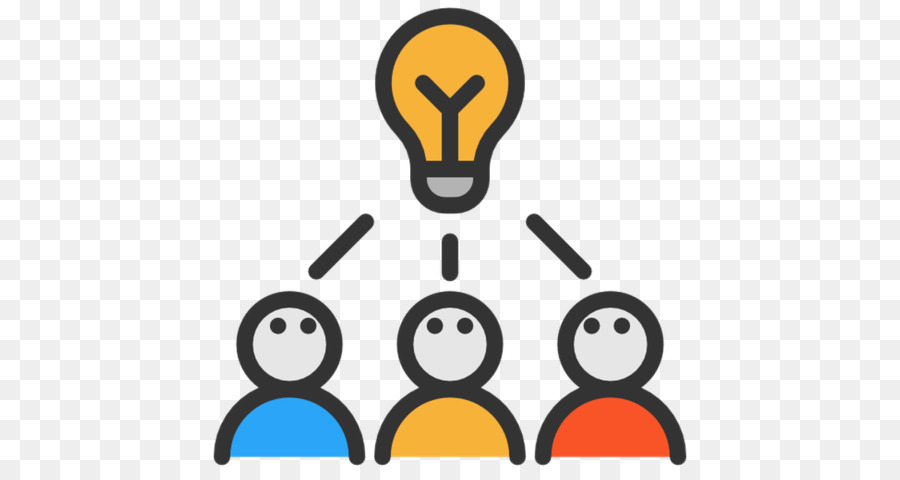 Brainstorming clipart free svg freeuse download Emoticon Line png download - 1200*630 - Free Transparent ... svg freeuse download