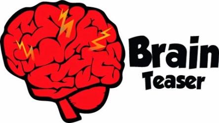 Brainteasers clipart banner free stock Brain Teaser   Passnownow banner free stock