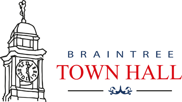 Braintree logo clipart vector freeuse library Braintree Town Hall vector freeuse library