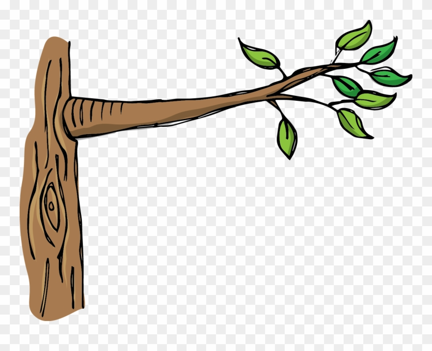 Branch clipart free banner royalty free download Clip Art Freeuse Stock Branch Clip Art Transprent Png - Tree Branch ... banner royalty free download