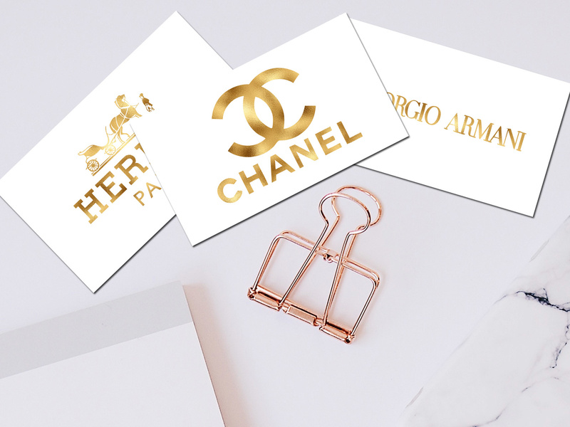 Brands clipart image library download Luxury Brands Clipart by Rita on Dribbble image library download