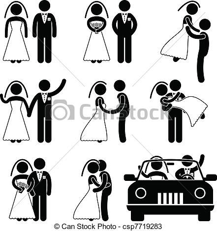 Braut und brutigam clipart jpg royalty free Braut und bräutigam clipart - ClipartFest jpg royalty free