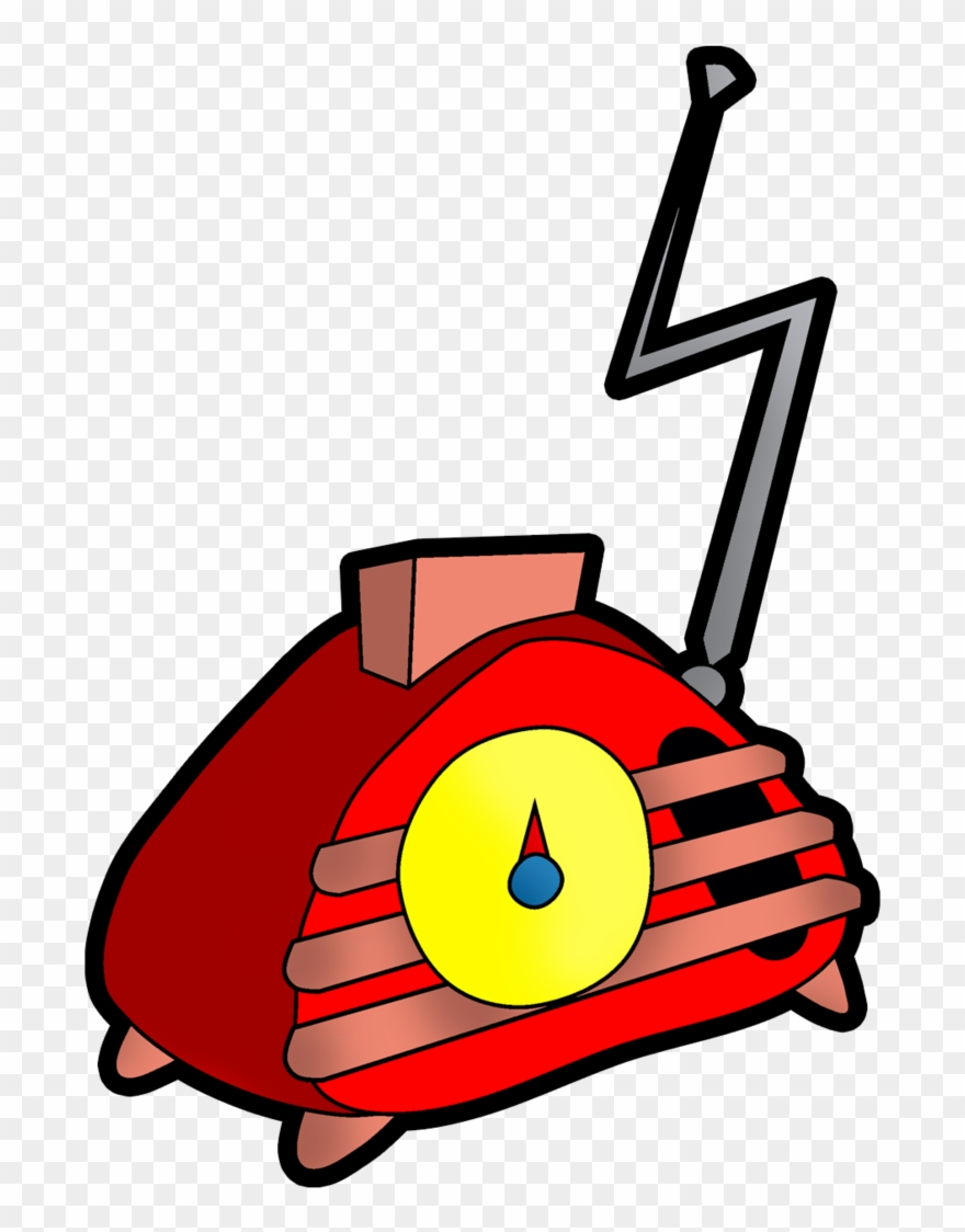 Brave little toaster clipart clipart download Free Library The Brave Little Toaster - Radio From Little Toaster ... clipart download
