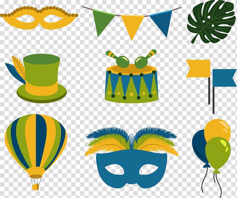 Brazil carnival clipart clip art download Brazilian Carnival , Carnival Party Decoration transparent ... clip art download